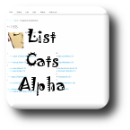 3.list cats alpha thumb